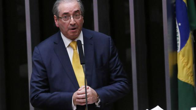 Lava Jato: Eduardo Cunha detido em Brasília