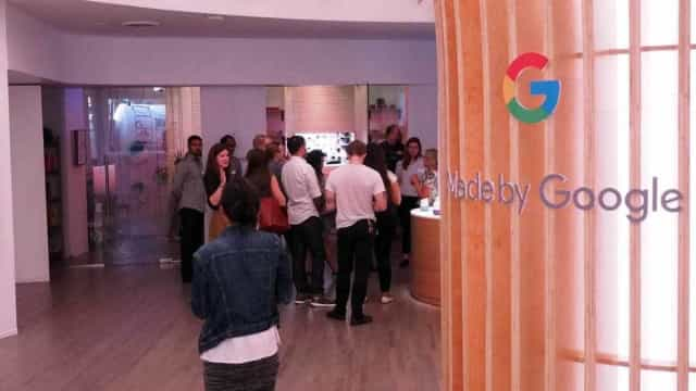 A Google está quase a garantir a sua primeira loja permanente