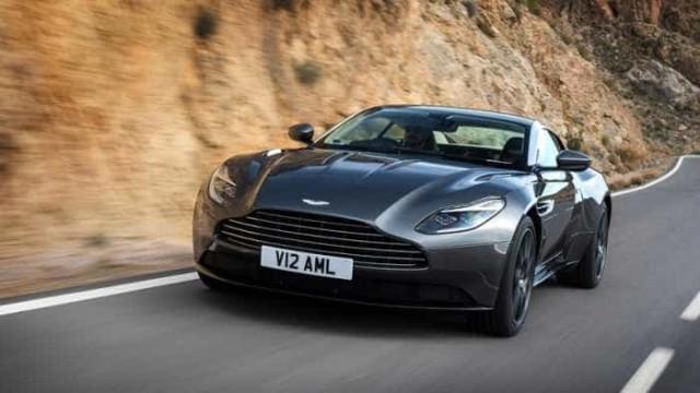 Aston Martin criará a sua própria tecnologia para carros elétricos