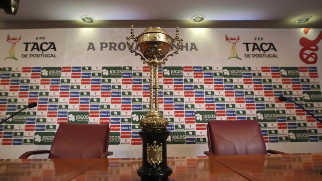 Taça de Portugal: Rio Ave-Aves e Cova da Piedade-Sporting a 10 de janeiro