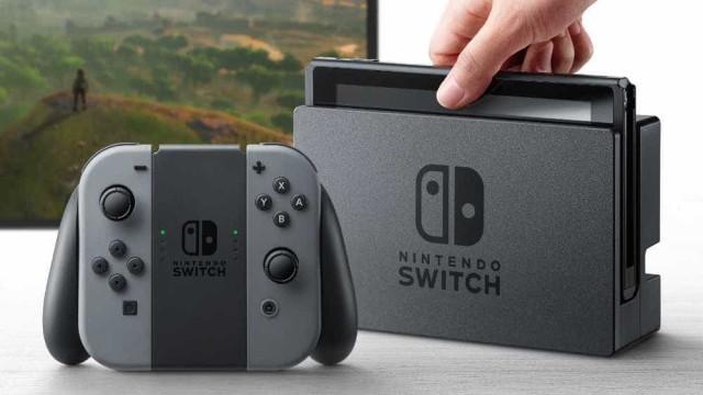 Consola da Nintendo terá um 2018 'esmagador', diz previsão
