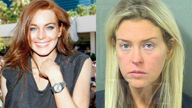 Madrasta de Lindsay Lohan detida por agressão a motorista