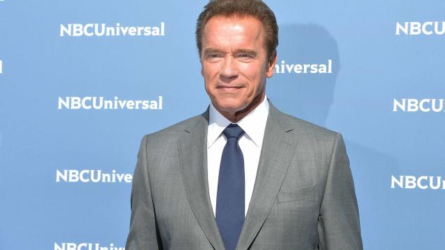 Aos 70 anos, Schwarzenegger afirma que a idade ainda não lhe pesa