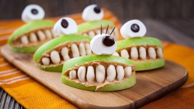 Dos fantasmas aos monstros. Eis as receitas para a festa de Halloween