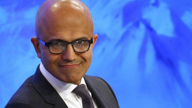 Aposta na cloud deu início a uma nova era na Microsoft