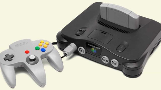 A Nintendo está a trabalhar numa versão mini de outra consola clássica