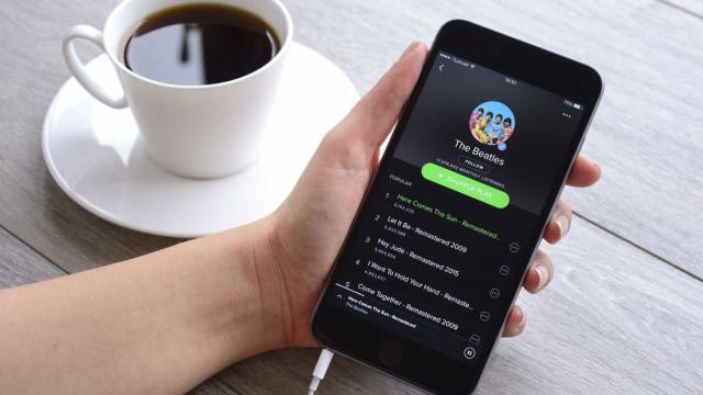 O Spotify está a testar uma nova funcionalidade. E pode não gostar...