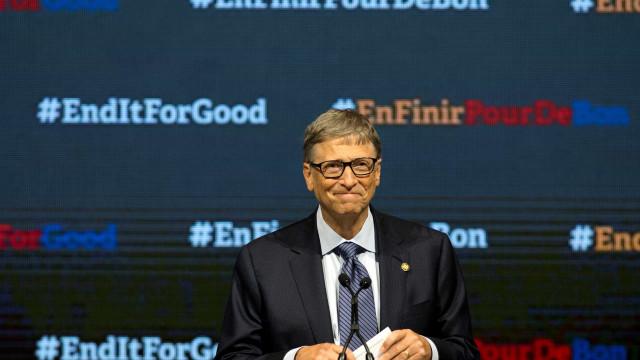 """Bill Gates diz que criptomoedas estão a matar pessoas de """"forma direta"""""""
