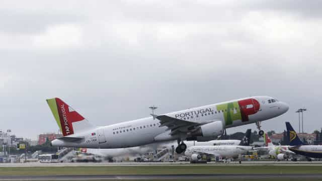 TAP cresce 21,7% e transporta mais de 14 milhões de passageiros em 2017