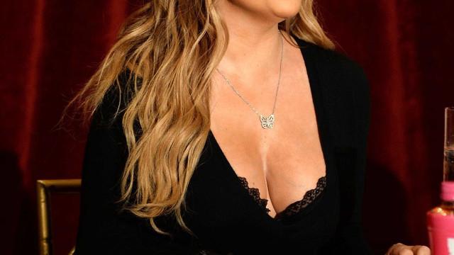 Mariah Carey foi internada após dizer que Michael Jackson a vinha visitar