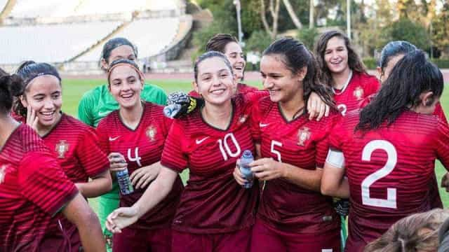 Sub-17: Portugal vence a Irlanda do Norte