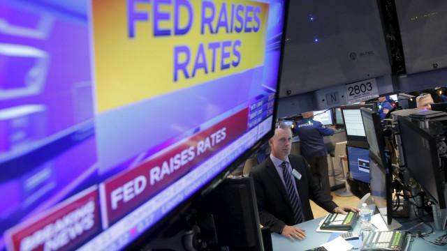 Fed mantém taxas de juro e põe fim a medidas excecionais da crise de 2008