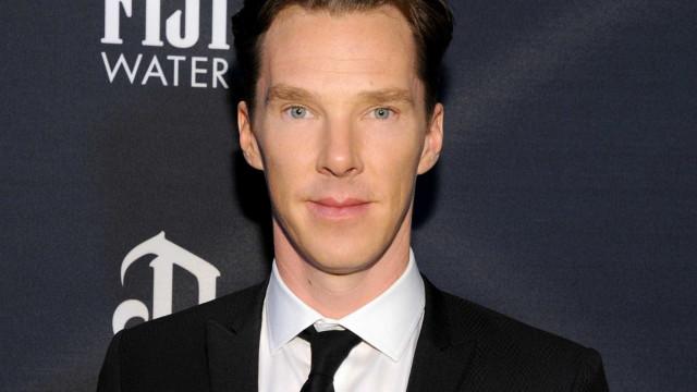 Benedict Cumberbatch revela como salvou estafeta de ser assaltado
