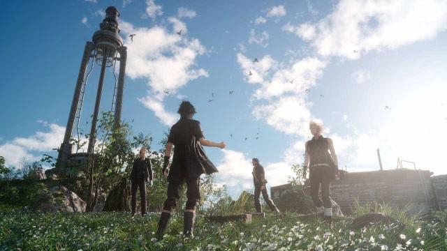'Final Fantasy XV' está a caminho do PC... e chegará ainda melhor