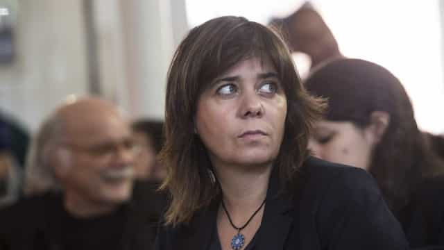 """Catarina Martins diz que Direita """"não é sequer uma escolha"""" nas eleições"""