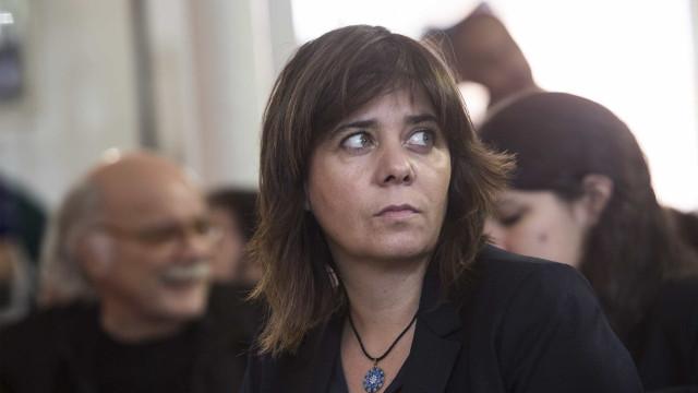 Catarina Martins defende investimento na reorganização do território