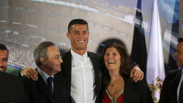 """""""CR7? Nem a peso de ouro"""": Um ano depois, frase assombra Florentino Pérez"""