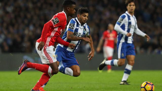 Ranking de transferências: Benfica e FC Porto lideram na Europa