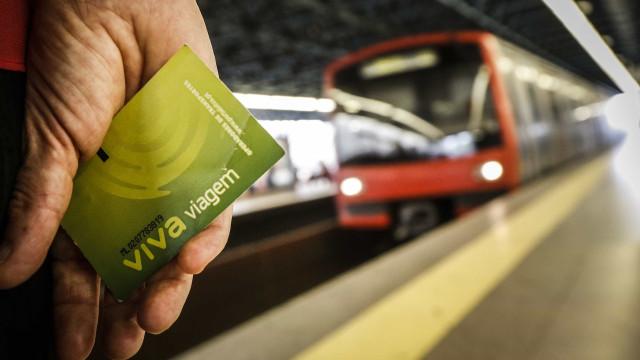 Metro de Lisboa já passa faturas com NIF através das máquinas automáticas