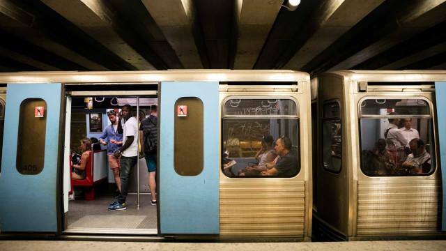 Circulação na linha amarela do metro de Lisboa interrompida