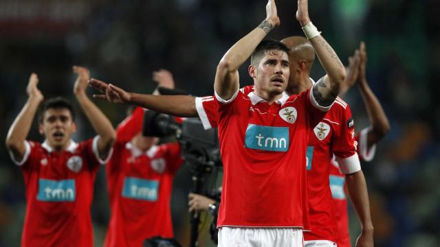 """""""Fui para o Benfica e tive a oportunidade de dar um salto importante"""""""
