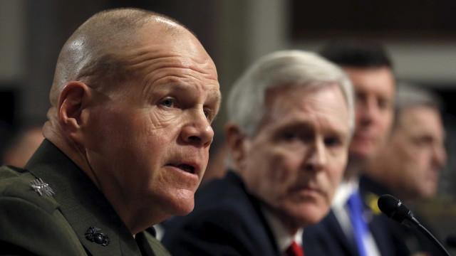 Uma mulher vai poder dirigir 'Marines' em combate pela 1.ª  vez