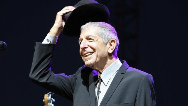 Músicos portugueses voltam a cantar Leonard Cohen em Lisboa e no Porto