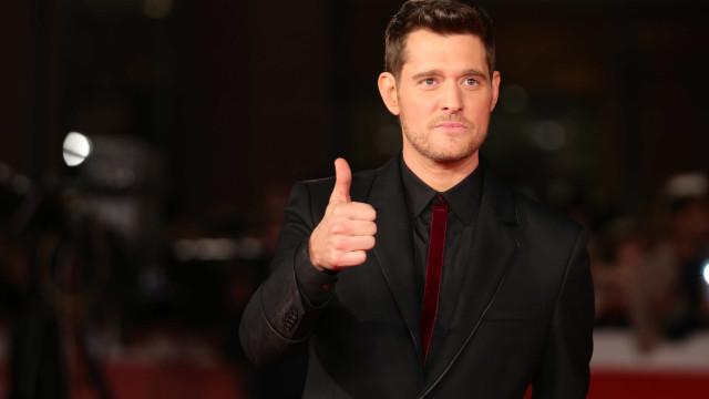 Afinal, Michael Bublé não vai desistir da sua carreira