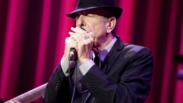 Músicos lusos celebram canções de Leonard Cohen. Concertos já esgotados