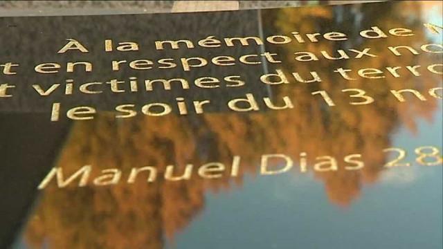 França inaugura tributo a português morto no Stade de France