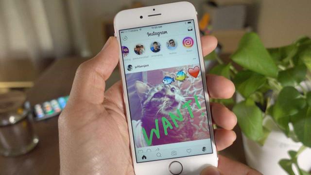 Vídeos do Instagram Stories poderão ser publicados também no Facebook
