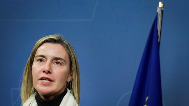 Europa e EUA lamentam atentado terrorista em São Petersburgo