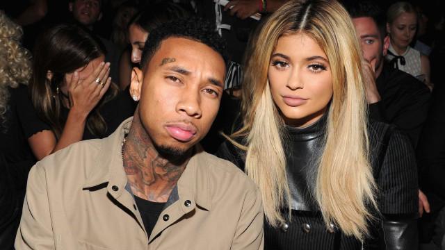 Kylie Jenner quebra o silêncio e fala sobre separação de Tyga