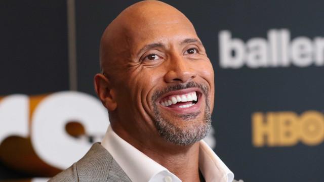 """Dwayne Johnson confessa que está """"entusiasmado"""" com esta nova fase"""