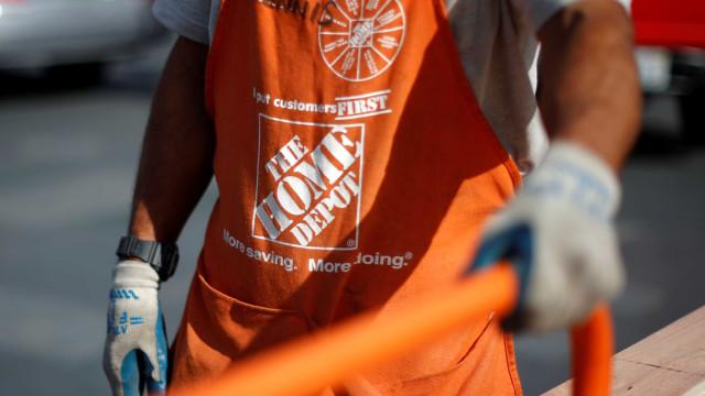 Lucro da Home Depot sobe para 5.910 milhões de dólares