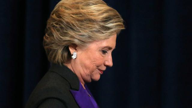 """Clinton """"chocada"""" com Weinstein, um dos maiores doadores dos Democratas"""
