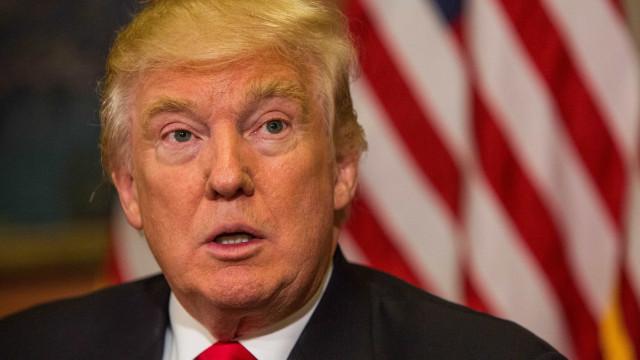 """União Africana """"alarmada"""" com declarações de Donald Trump"""