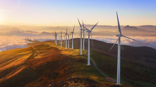 Projeto europeu quer aumentar produção de energia eólica