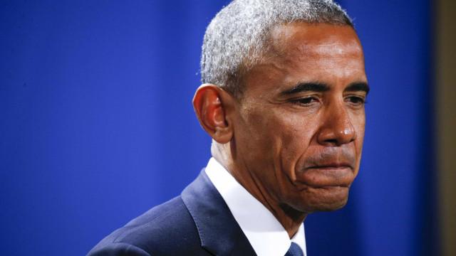 Apoiante de Trump atacou manequim de Obama em loja de lingerie
