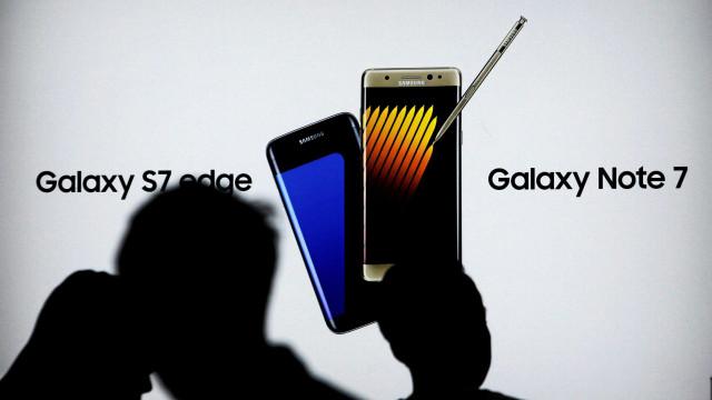 Há novas imagens do próximo topo e gama da Samsung