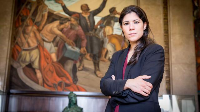 Moção de censura: Mariana Mortágua lança farpas à Direita