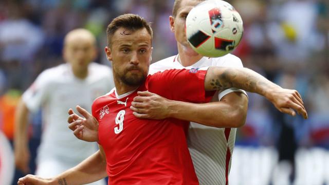 """Por onde passa o futuro de Seferovic? """"Quero ir para Inglaterra"""""""