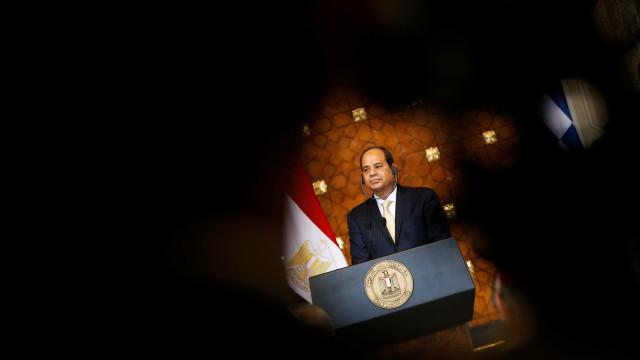 Egito tenta impedir divulgação de entrevista de Sisi à CBS sobre Israel