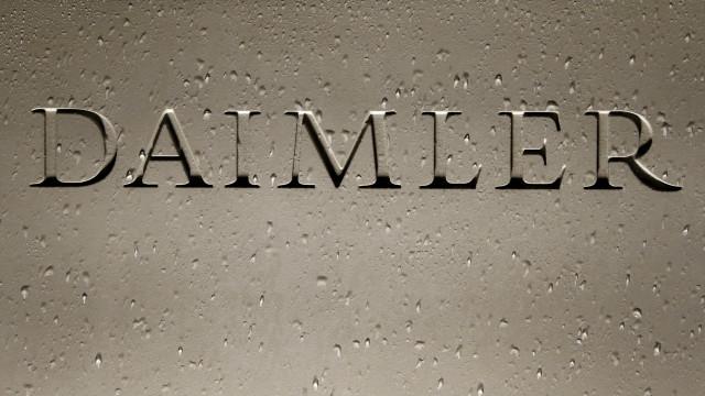 Daimler chama às oficinas mais de 3 milhões de veículos na Europa