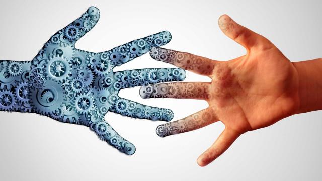 Tecnologia não vai substituir humanos mas aumentar produtividade