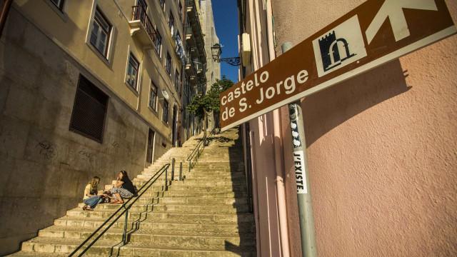 Entradas no Castelo de São Jorge e Padrão dos Descobrimentos mais caras