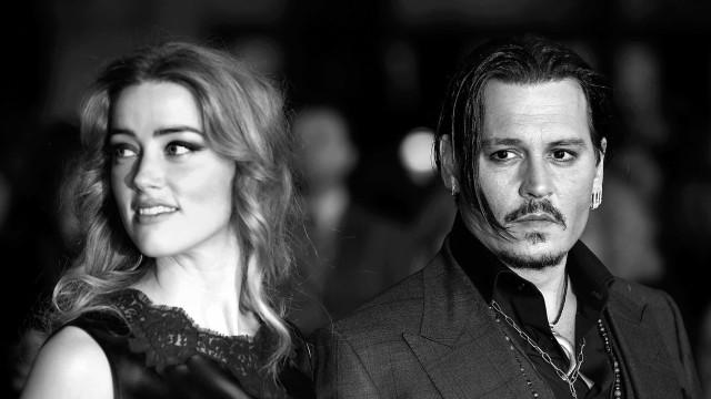Johnny Depp despedido? Eis a opinião da ex-mulher, Amber Heard