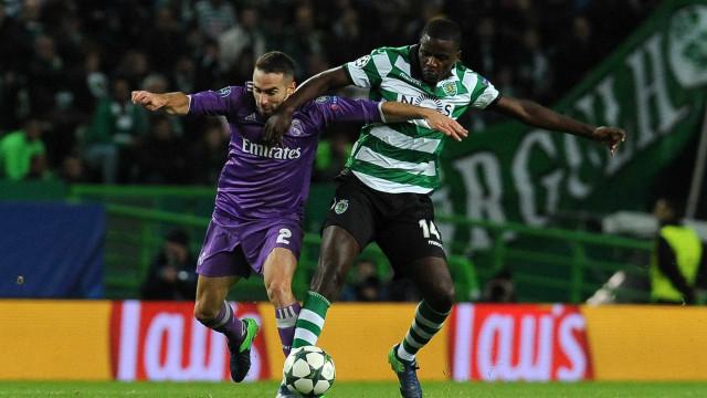 Arsenal pode fazer oferta por William Carvalho