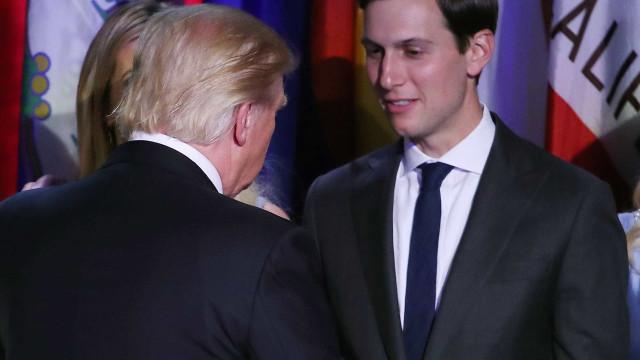 Jared Kushner, genro de Trump, vota... como mulher