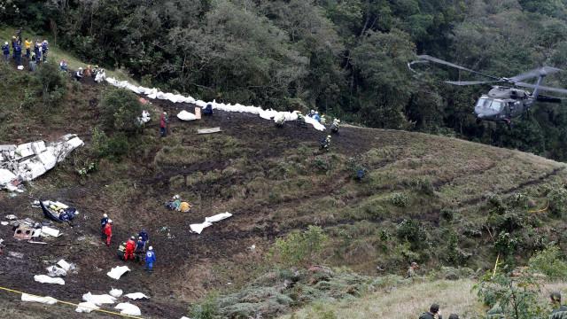 Piloto da LaMia tinha um mandado de prisão na Bolívia